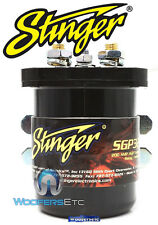 SGP32 - STINGER PRO 200 AMP CAR AUDIO RELAY/BATTERY ISOLATOR WATER RESISTANT NEW