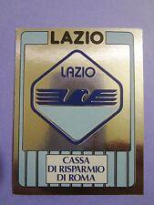 FIGURINE PANINI CALCIATORI SCUDETTO N.411 LAZIO 1986-87 86-87  NEW - FIO