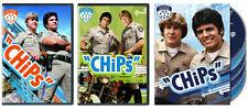 CHiPs TV Series ~ Complete Season 1-3 (1 2 & 3) ~ BRAND NEW 17-DISC DVD SET