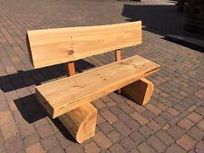 Gartenbank Holz Rustikal Gunstig Kaufen Ebay
