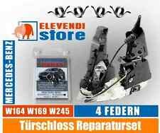 Türschloss Reparaturset - Mercedes ML* A * B * KLASSE- 4 Feder für 4 Schlösser