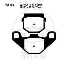 Hyosung SF 50 B Racing  BJ 2006-2010 - 3,5 PS, 2,6 kw - Bremsklötze EBC