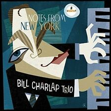 Bill Charlap - Notes from New York [New CD]
