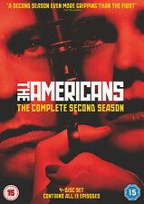 The Americans Season 2 (DVD)