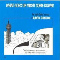 Gunson David - What Goes Up Might Come Down Neuf CD