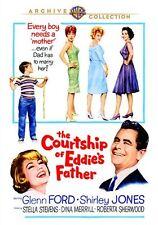 COURTSHIP OF EDDIE'S FATHER - (1963 Glenn Ford) Region Free DVD - Sealed