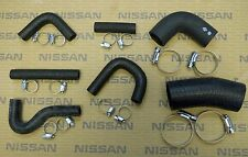GENUINE NISSAN FRONTIER XTERRA 3.3 VG33 COOLANT BYPASS THROTTLE BODY HOSE KIT