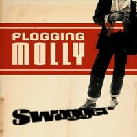 FLOGGING MOLLY 'SWAGGER' LP NEW+