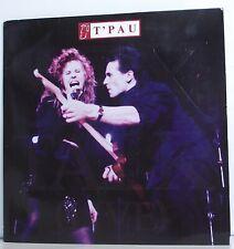 """T'PAU Sex Talk (Live) 7"""" Single Picture Sleeve 45rpm Vinyl Excellent"""