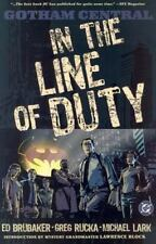 Gotham Central : In the Line of Duty-ExLibrary
