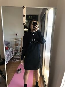 Fred Perry Jersey Dress Size 10