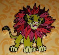 Disney Pin Lion King Simba Pin Booster Trading Pin FREE SHIPPING