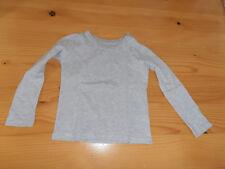 T-Shirt impidimpi Gr. 98 / 104 grau