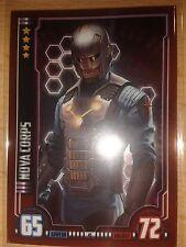 Hero Attax Marvel Cinematic Universe Mirror-Karte Nr.45 Nova Corps Sammelkarte