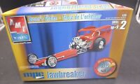 AMT #3 JAWBREAKER DRAGSTER W/RESIN BODY 1/25 Model Car Mountain