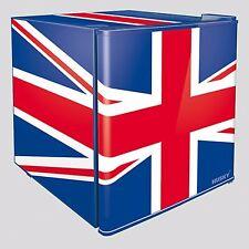 Husky EL193 Union Jack 48 Litre Table Top Drinks Chiller, Food & Dairy Safe