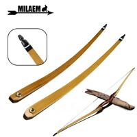 Longbow Limbs 25-55lbs Archery Takedown Target Right Hand Recurve Bow Hunting