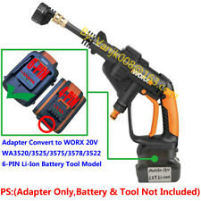 1PCS Worx 20V POWER CLEANER Tool Adapter Work with Makita 18V LXT Li-Ion Battery