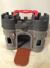 Fisher Price Little People Play 'N Go Castle Only Preowned