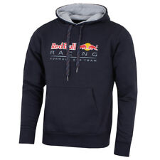 Puma Red Bull F1 Racing Team 2018 Men's Pullover Hoodie Jacket Navy RRP £115 NEW