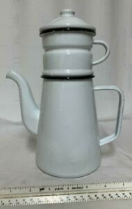Vintage Graniteware French Biggin
