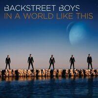 BACKSTREET BOYS-IN A WORLD LIKE THIS-JAPAN CD BONUS TRACK