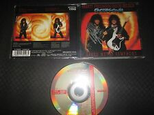 CACOPHONY - SPEED METAL SYMPHONY SIGNED AUTOGRAPHED MARTY FRIEDMAN JAPAN