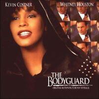 THE BODYGUARD original soundtrack album - various (CD, album, 1992) soul, ost