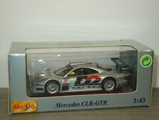 Mercedes CLK GTR - Maisto 1:43 in Box *43082