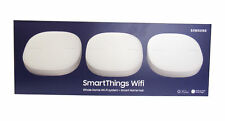 Samsung SmartThings Wifi Whole Home Mesh Wi-Fi System + Smart Home Hub (3 Pack)