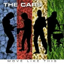 """THE CARS """"MOVE LIKE THIS"""" CD NEW"""