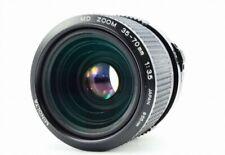 MINOLTA MD ZOOM ROKKOR 35-70mm f 3.5 Camera Lens USED