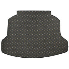 Motor Trend PU Leather Trunk Mat Cargo Liner For Honda CRV 2012 - 2015