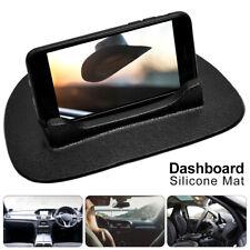 Car Slip Pad Holder Dashboard Non-slip Mat Rubber Mount Mobile Phone Stand UK
