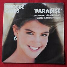 Phoebe Cates, theme from Paradise,  SP - 45 tours