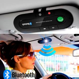 Cargador USB Transmisor Reproductor MP3 Bluetooth Altavoz Manos Libres Adaptador
