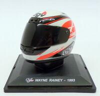 Altaya 1/5 Scale AL51119 - MotoGP Model Helmet Wayne Rainey 1993