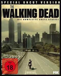 THE WALKING DEAD - KOMPLETTE STAFFEL 1 - SPECIAL UNCUT EDITION- BLU-RAY