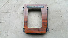 AUDI 80 90 B3 COUPE CABRIO CENTER CONSOLE GEAR SHIFTER SURROUND TRIM  893863287C