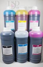 6x1 pint Bulk refill ink for Epson 79 T079 Stylus Photo 1400 1410 Artisan 1430