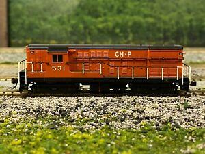 N - Atlas Chihuahua al Pacifico FM H16-44 Diesel Locomotive #531 w/ DCC N4500