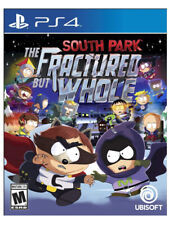 South Park -The Fractured But Whole Game - PlayStation 4 -