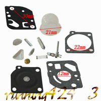 Carburetor Rebuild Kit FOR Zama RB-47 Poulan WeedEater trimmers Blowers C1Q