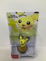 Pichu Amiibo Super Smash Bros Nintendo Switch