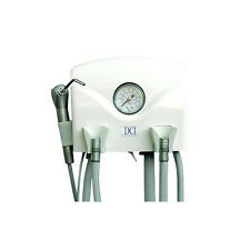 DCI III Wall / Cabinet Manual Dental Unit for 2 Handpieces & 1 Syringe 4502