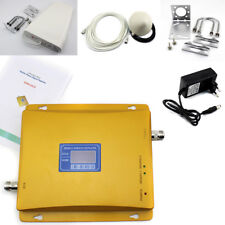 GSM 900MHz & DCS1800MHz Dual Bband Cell Phone Signal Repeater Booster Amplifier