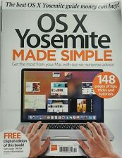 OS X Yosemite Made Simple UK 2015 Get Most From Your Mac Advice FREE SHIPPING sb