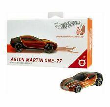 Hot Wheels id - Aston Martin One-77 - New, Unopened {Speed Demons}