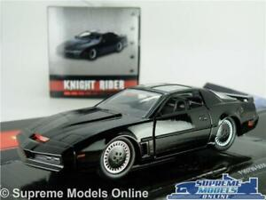 KNIGHT RIDER TRANS AM KITT MODEL CAR BLACK 1:32 SCALE JADA TV SERIES K.I.T.T K8