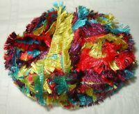 BERNAT Boa Bright Glitter 1 unlabeled 3.5 oz Skein Bulky Polyester Yarn